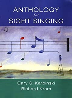 Anthology for Sight Singing published by W. W. Norton & Company (2006)