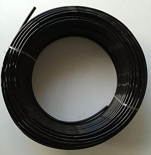 VE-Professional Dieselleitung Kunststoff Benzinleitung Kraftstoffleitung Meterware (ID 6mm x AD 8mm)