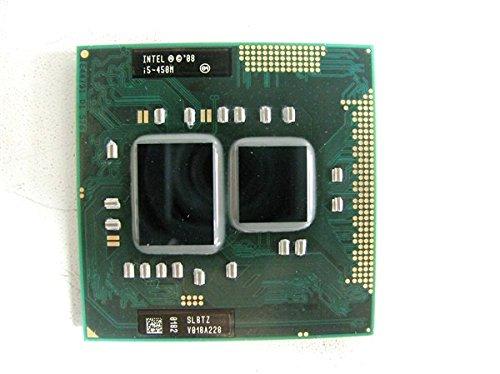 Intel slbtz Core i5–430M Mobile 2,4GHz 3MB Cache Socket G1988-pin Micro-fcpga