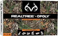 MasterPieces Realtree Opoly Board Game%カンマ% Collector's Edition Set%カンマ% for 2-6 Players%カンマ% for Ages 8+ [並行輸入品]