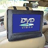 Gemini_mall Support de fixation pour lecteur DVD portable avec écran pivotant et rabattable de 9',...