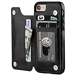 Image of iPhone 8 Wallet Case with...: Bestviewsreviews