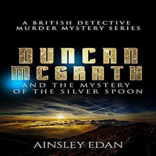 Duncan McGrath and the Mystery of the Silver Spoon cover art