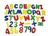 Beluga Spielwaren 70333 - Holz Magnetbuchstaben -