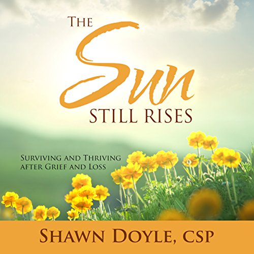 The Sun Still Rises audiobook cover art
