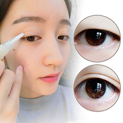 Fashlady Eye Makeup Instantly Eye Lift Double Eyelid Glue Invisible Eyelid Long Lasting