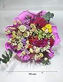 Almaflor Ramo de Flores secas y Flores preservadas. Gratis TU ENVÍO Prime. Ramo de Flores preservadas y Flores secas. Hecho en España.