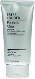 Estee Lauder Perfectly Clean Multi-Action Creme Cleanser Moisturising Mask, 150ml