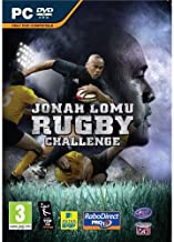 Jonah Lomu Rugby Challenge for PC