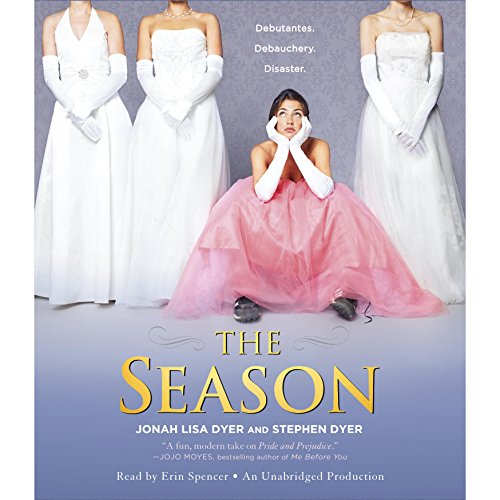 The Season audiobook cover art