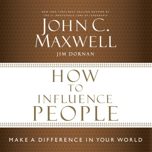 How to Influence People audiobook cover art