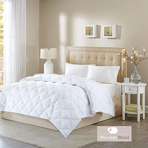 Sleep Philosophy Wonder 300 Thread Count TC Cotton Sateen Cloud Pattern...