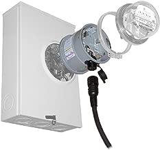 GenerLink 40 Amp Meter Mounted Transfer Switch