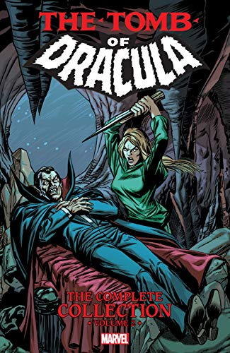 Tomb of Dracula: The Complete Collection Vol. 2 (Tomb of Dracula (1972-1979)) (English Edition)