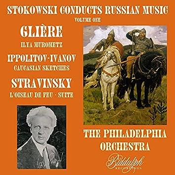 Stokowski Conducts Russian Music, Vol. 1