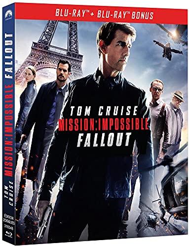 Mission : Impossible-Fallout Blu-Ray Bonus