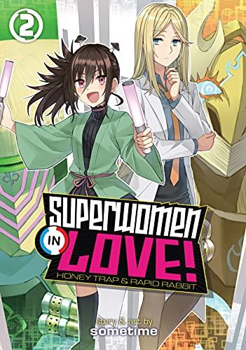 Superwomen in Love! Honey Trap and Rapid Rabbit Vol. 2 (English Edition)