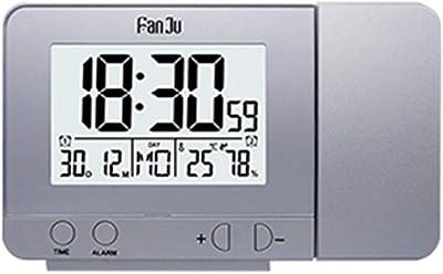 Reloj Despertador CASIO PQ-10-7E - Despertador Digital de ...