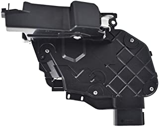 Power Door Lock Actuator Front Left Driver Side Fits 2005-2018 LAND ROVER RANGE ROVER EVOQUE SPORT DISCOVERY IV FREELANDER 2 DISCOVERY III Replace OE LR011277 16SKV471
