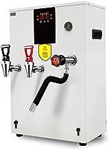 Roestvrijstalen verwarmer - Heet- en koudwaterdispenser, Stepping commerciële waterboiler, isolatieschuim voor melktheewin...