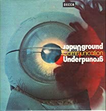 Underground Communication(rare German Import LP)vinyl