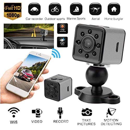 ZXL Sport Camera HD 1080p WIFI Waterdichte Nachtzicht Niet-Verlichte Surveillance Camera voor Outdoor Travel Records