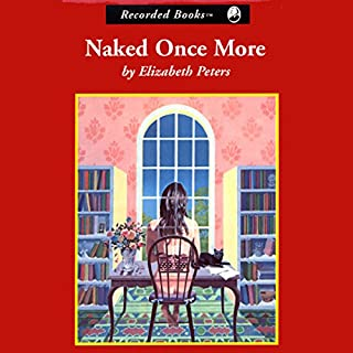 Naked Once More audiobook cover art
