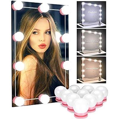 Vanity Mirror Lights Hollywood Style LED Makeup...