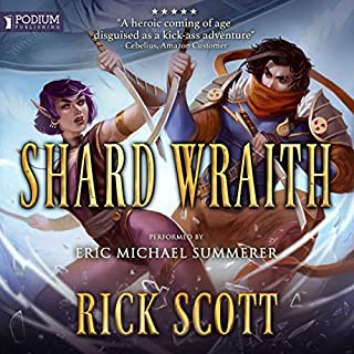 Shard Wraith cover art