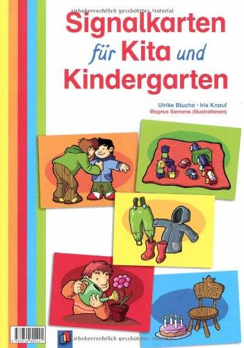 Signalkarten für Kita und Kindergarten