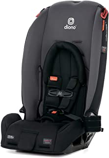 Diono 2020 Radian 3RX, 3-in-1 Convertible, Infant Insert, 10 Years 1 Car Seat, Fits 3 Across, Slim Fit Design, Gray Slate