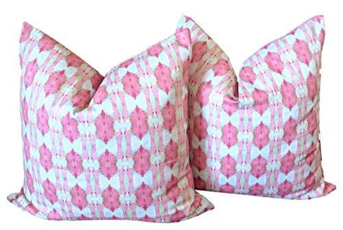 Flowershave357 Pillow Cover Cinco de Mayo Abstract Pillow Laura Park Designs Nursery Decor Bright Decor Laura Park Set of 2