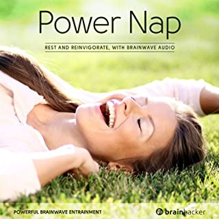 Power Nap Session audiobook cover art
