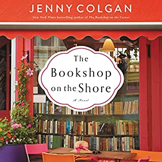 The Bookshop on the Shore audiobook cover art