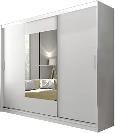 Amazon co uk: Sliding Door - Bedroom Wardrobes / Bedroom
