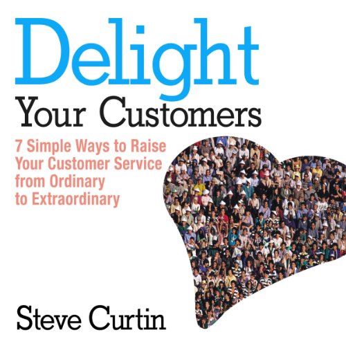 Delight Your Customers audiobook cover art