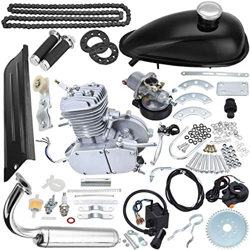 Amazing Deal scooter 80cc 2-Stroke Gas Engine Motor Kit for Motorize Bicycle Cycling