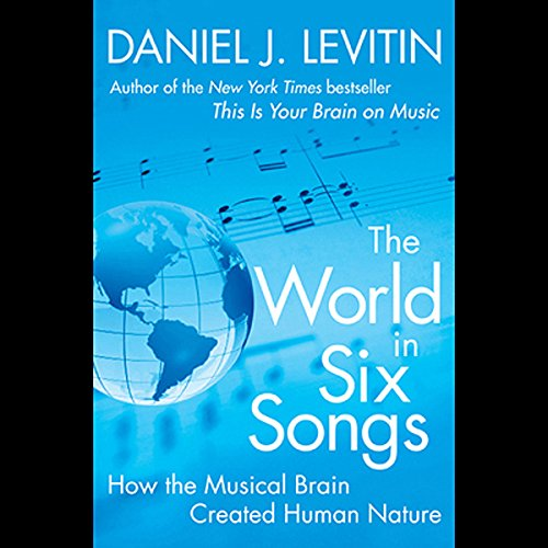The World in Six Songs audiobook cover art