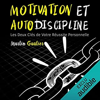 Page de couverture de Motivation et Autodiscipline