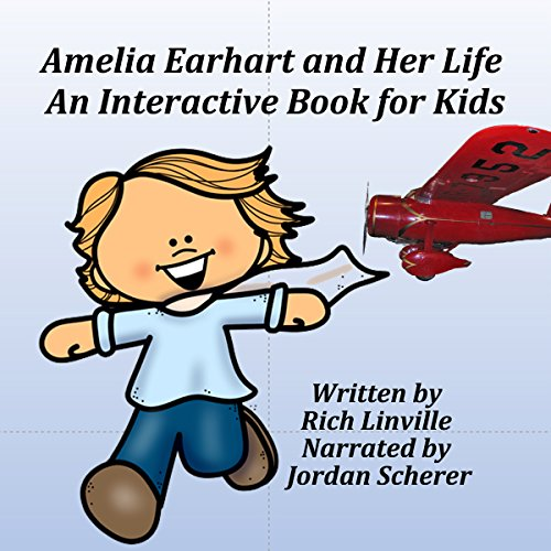 Amelia Earhart and Her Life audiobook cover art