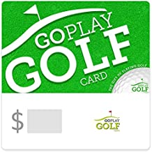 Go Play Golf Gift Cards - Email Delivery