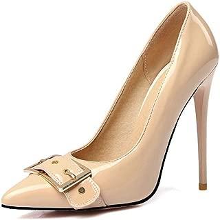 Smilice Women Elegant Stiletto Court Shoes for Wedding