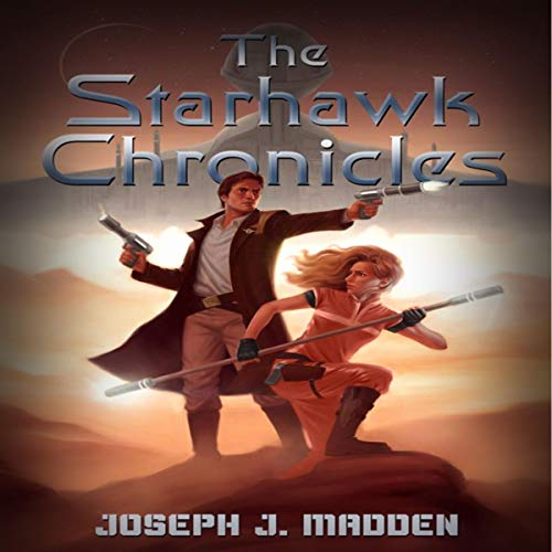 The Starhawk Chronicles  Titelbild