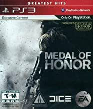 PS3 Greatest Hits MEDAL of HONOR with Medal of Honor Frontiline