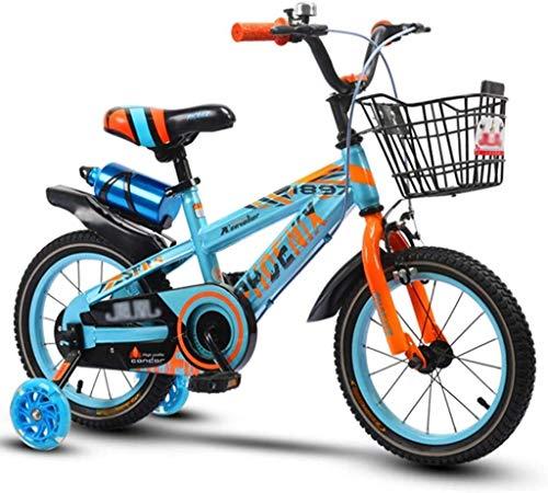 GZCC Fahrräder Outdoor Travel Fahrrad geeignet für Schüler Fahrräder Heimtrainer für Kinder im Vorschulalter geeignet für Jungen und Mädchen 3-12 Jahre Kinderpedal