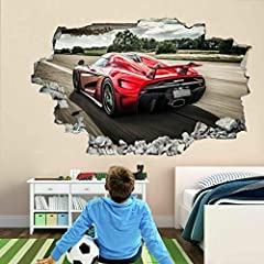 【Qualified Material】Our wall decals are made from eco-friendly PVC material. This golden vinyl is non-toxic and quite safe even for kids to use. And our wall decals used by thick vinyl could be waterproof and resist fading. 【Easy To Stick and Peel】Ou...