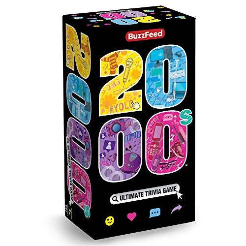 Buzzfeed 2000's Ultimate Trivia Game  $7.49 at Amazon