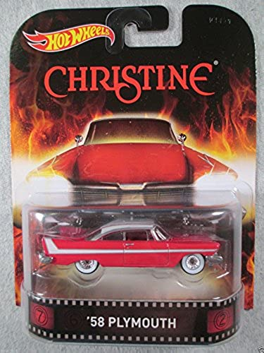Hot Wheels Retro Christine '58 Plymouth Die Cast Car by Hot Wheels