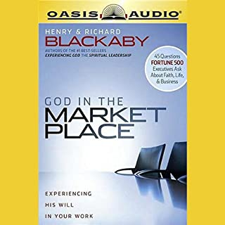 God in the Marketplace cover art