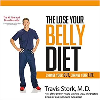 The Lose Your Belly Diet audiobook cover art